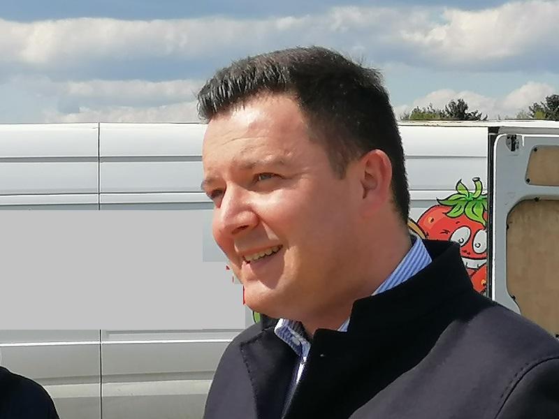 Christian Vogt Bürgermeister von Hofheim