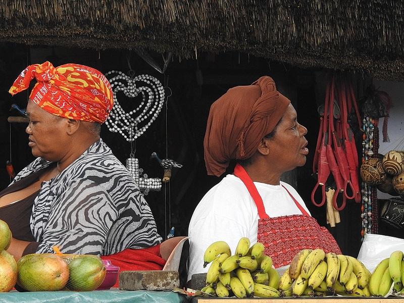 Afrikanische Fotoimpressionen