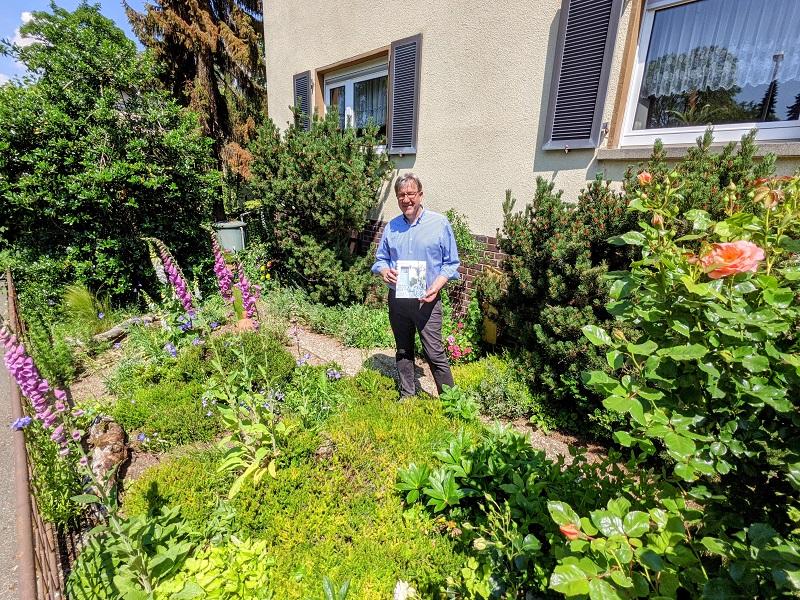 Grüner Vorgärten für ein gutes Klima.