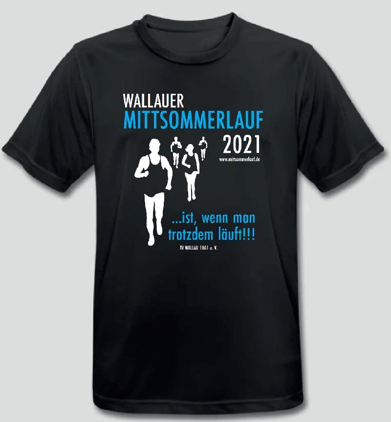 Das Wallauer Mittsommerlaufshirt 2021