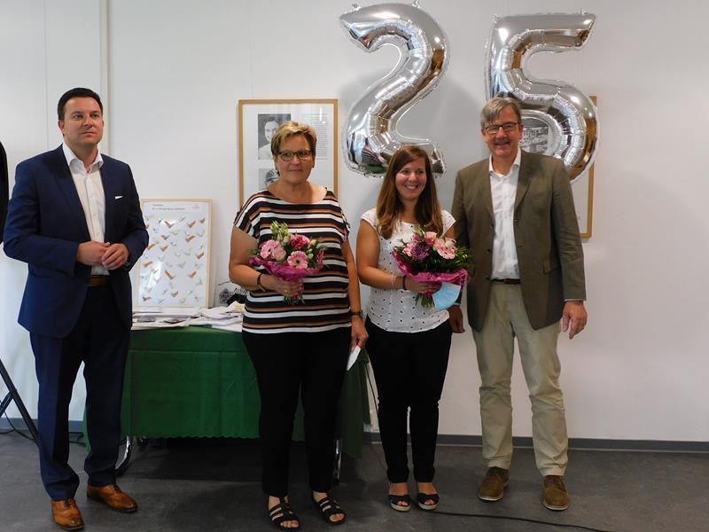 Ein Grund zu feiern 25 Jahre Bürgerbüro Hofheim