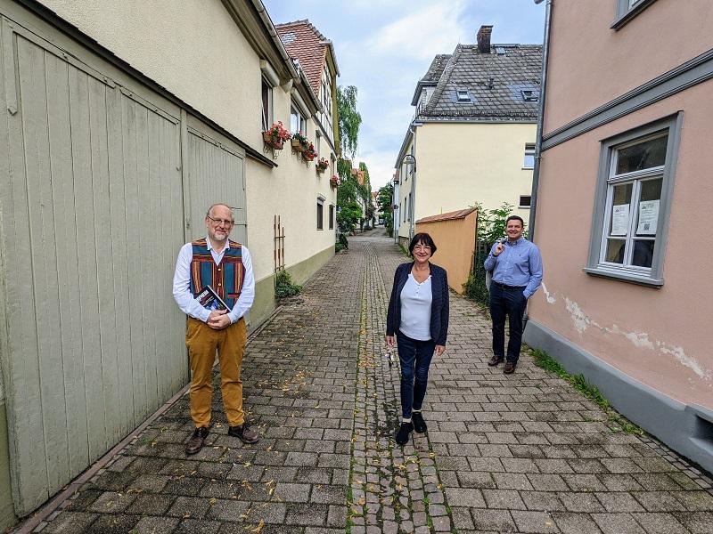 Touristisches Angebot in Hofheim - Stadtführungen
