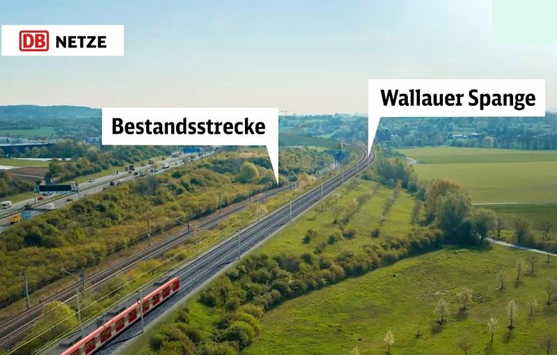 Ab Wallau per Bahn in das ganze Rhein-Main-Gebiet